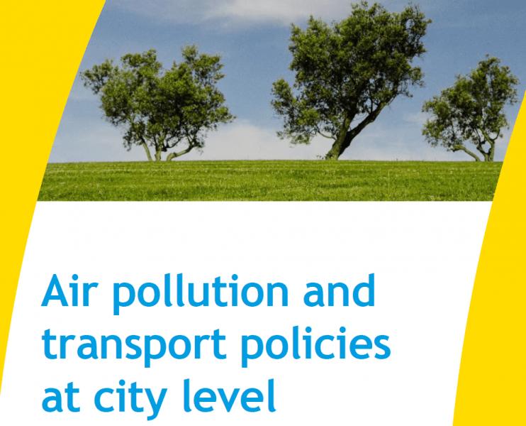 Omejevanje vozil v mestih za boljši zrak