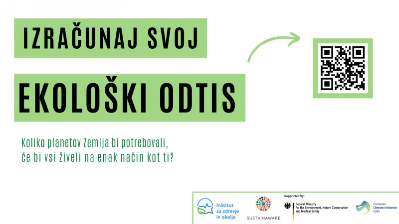 Slovenski kalkulator ekološkega odtisa