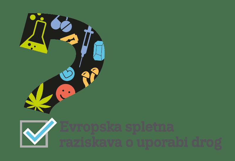 Evropska spletna raziskava o uporabi drog